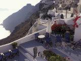 Hotel Between Fira and Imerovigli  Greece