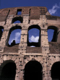 The Colosseum  Ancient Sports Stadium  Rome  Italy