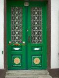 Green Door  Warnemunde  Germany