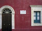 Historic House in Stromboli  Sicily  Italy
