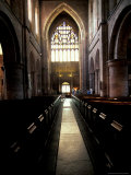 11th Century Monastery  The Abbey  Shrewsbury  England