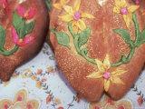 Day of the Dead Bread  Abastos Market  Oaxaca  Mexico