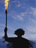 Torch Holder  Hawaii  USA