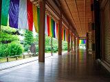 Zen Garden  Kyoto  Japan