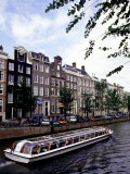 Canals of Amsterdam  Holland