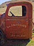 Derelict Truck  near Ararat  Victoria  Australia