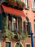 Villa Balcony  Venice  Italy