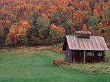 Sugar House on a Vermont Farm  USA
