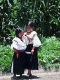 Back-strap Weaving  Ecuador