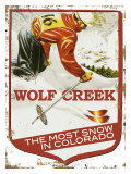 Wolf Creek  The Most Snow In Colorado