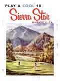 Play a Cool 18  Sierra Star