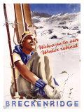 Breckenridge: Welcome to our Winter Retreat