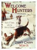 Salt Lake City Welcome Hunters