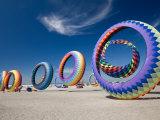 Circoflex Kites  International Kite Festival  Long Beach  Washington  USA