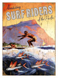 Amazing Surfriders of the Pacific