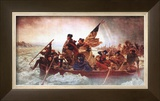 Washington Crossing the Delaware  c1851