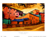 Toledo, Spain II Reproduction d'art par Ynon Mabat