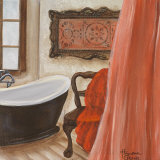 Antique Bath I