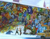 Psyche Pop Mural