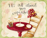It's All About You Cupcake