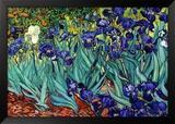 Irises  Saint-Remy  c1889