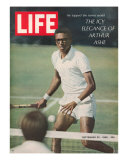 Tennis Player Arthur Ashe  September 20  1968