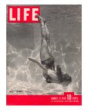 Ballet Swimmer Belita  August 27  1945
