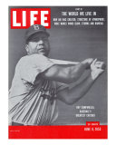 Roy Campanella  June 8  1953