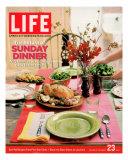 Table Set for Sunday Dinner  September 23  2005