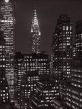 Chrysler Building at Night  Manhattan