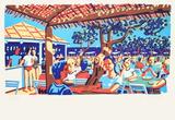 Le club 55 a Saint Tropez