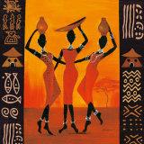 Three Gatherers