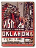 Visit Oklahoma Will Rogers Hotel