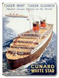 Cunard/Queen Elizabeth/Queen Mary