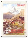 Swiss Alps Zermatt Matterhorn