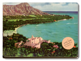 Diamond Head  Royal Hawaiian & Moana