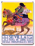 1934 Sevilla Fiesta
