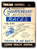 Motorcycle Races  Long Beach Arena