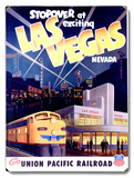 Union Pacific Las Vegas Deco Train
