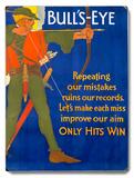 Robin Hood Archer Motivational Poster