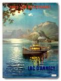 PLM Railway Lake D Annecy