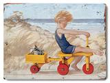 Boy on Trike