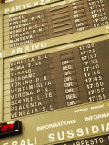 Electronic Italian Train Schedule