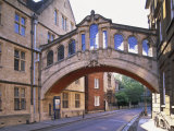 Hertford College  Oxford  Oxfordshire  England