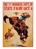 Rodeo State Fair  c1940