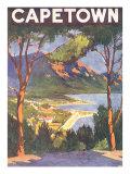 Capetown Poster  c1930