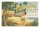 Hawaiian Hut Cafe