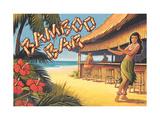 Bamboo Bar  Hawaii