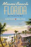 Miami Beach Giclée par Kerne Erickson