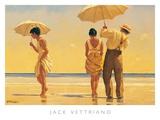 Les excentriques Reproduction d'art par Jack Vettriano